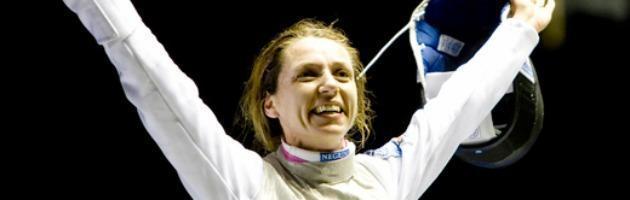 Olimpiadi Londra, Valentina Vezzali sarà la nostra porta bandiera