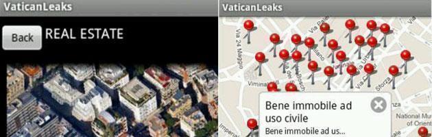 vaticanleaks app iphone android