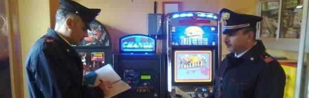 Societa concessionarie slot machine