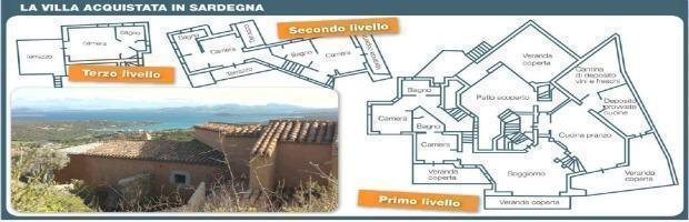 Formigoni, una villa in Sardegna a 'prezzo di favore' per la Sanità