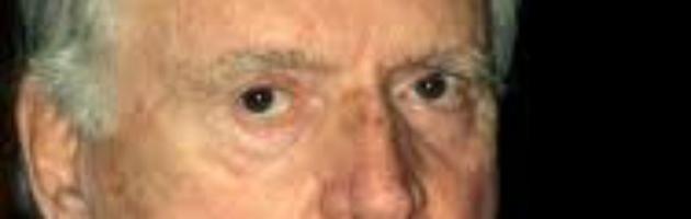 Il giornalista Sergio Zavoli rapinato e picchiato nella sua casa romana