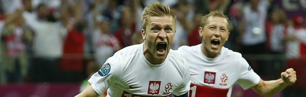 Euro 2012 – La passione 'a pedali' dei tifosi e la triste storia di Blaszczykowski