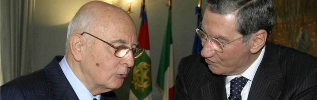 Trattativa Stato-mafia: nell'inchiesta anche le telefonate Mancino-Napolitano