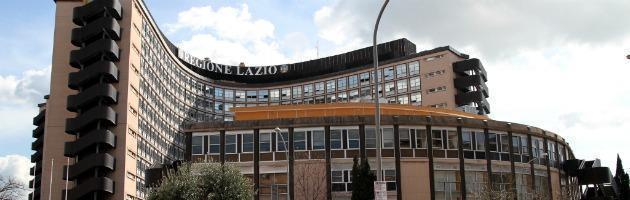 Palazzo Regione Lazio interna nuova