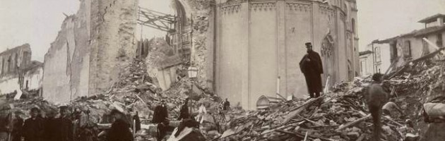 Terremoti, costruito apparato in grado di simulare sisma di grande magnitudo