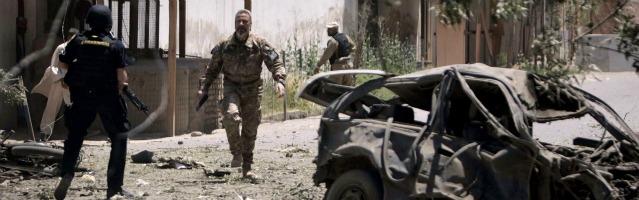 Afghanistan, un carabiniere morto e due feriti in esplosione ad Adraskan