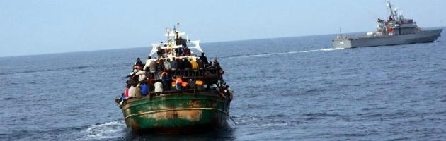 Immigrazione, sette dispersi nel canale di Otranto