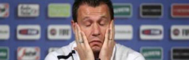 """Europei 2012, Cassano choc: """"Froci in nazionale? Speriamo che non ci siano"""""""