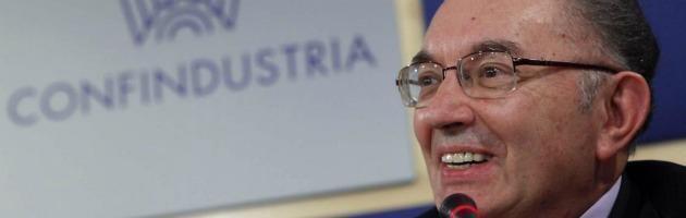 "Squinzi risponde a Berlusconi: ""L'euro va difeso fino in fondo"""