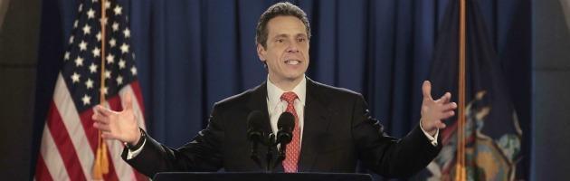 New York, governatore Cuomo spinge per depenalizzare il possesso di marijuana