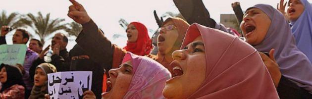 """Egitto, la primavera araba? """"Un'illusione per le donne"""". Molestate anche al corteo"""
