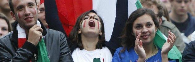 Europei 2012, i tifosi azzurri in trasferta a Poznan tra calcio e belle ragazze