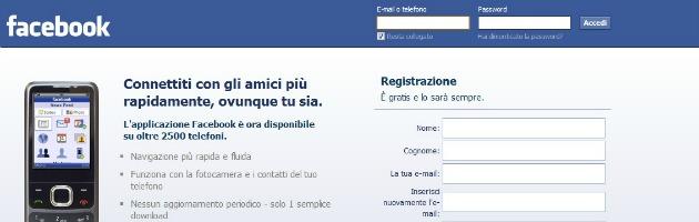 Insulti ai bambini disabili su facebook, inchiesta della polizia postale