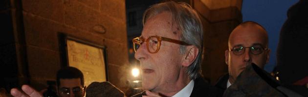 """Alfano: """"Ho chiesto a Vittorio Feltri di candidarsi alle primarie del Pdl"""""""