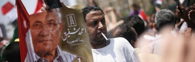 Egitto, proteste a piazza Tahrir contro la manipolazione dei risultati elettorali