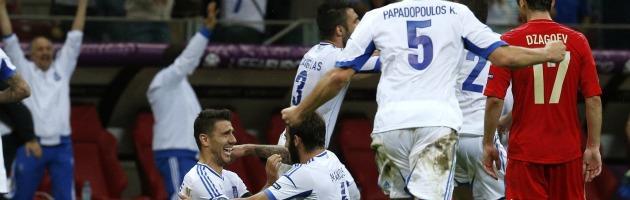 (N)Euro 2012 – Dieci buoni motivi per tifare Grecia stasera contro la Germania