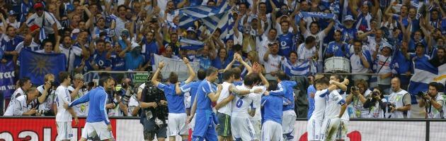 Euro 2012 – Ai quarti sarà Germania contro Grecia, la sfida del rigore europeo
