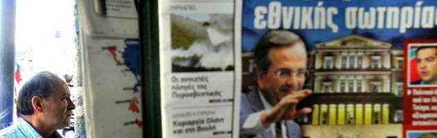 Grecia, non ci sarà tempo per trattare: soldi subito o il Paese si blocca