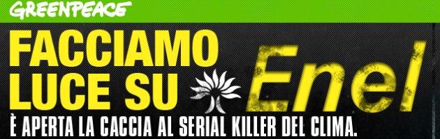 """Enel contro Greenpeace in tribunale: """"Stop a campagna contro di noi, chiudete il sito"""""""
