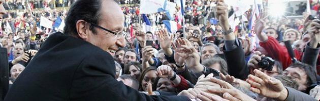 Elezioni politiche in Francia, Hollande verso il trionfo. Sondaggi favorevoli