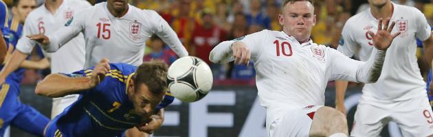 Euro 2012, sarà l'Inghilterra di Hodgson l'avversario dell'Italia nei quarti