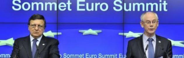 """Crisi: pronto il superpiano di Bce e Ue. """"Obiettivo? Salvare e rafforzare l'euro"""""""