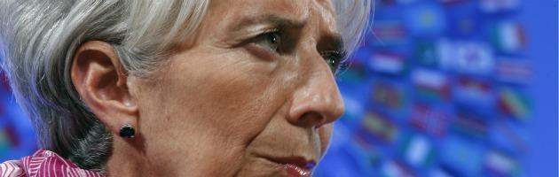 """Crisi, Lagarde (Fmi): """"Tre mesi per salvare l'euro? Se serve, anche meno"""""""