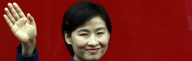 Donne nello spazio, la Cina manda in orbita la prima astronauta