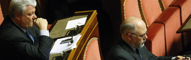 """Arresto Lusi, Pdl spaccato sul voto segreto. Le manovre dei """"salvati"""""""