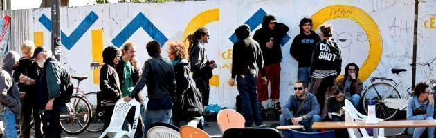 Macao, cinque occupazioni in un mese a Milano, ultima tappa l'ex macello