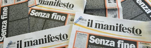 Editoria a sinistra: 'il Manifesto' resiste. In autunno 'il Paese' di Sansonetti
