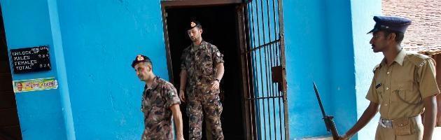 India, i due marò liberi su cauzione. Stanotte in albergo a Kochi
