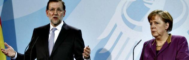Crisi, la Spagna si avvia verso la resa: chiederà aiuti economici all'Europa