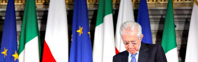 """Vertice Ue, la sfida di Monti: """"Per l'Italia accordo solo è se su tutti i temi"""""""