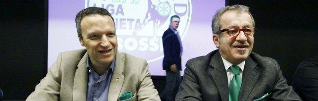 """Lega, Flavio Tosi nuovo segretario in Veneto. E lo sfidante Bitonci: """"Maroni scorretto"""""""