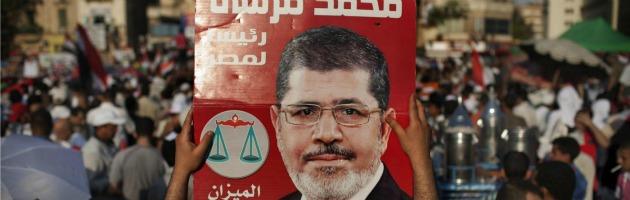 Egitto: Morsi proclamato presidente, successo dei Fratelli Musulmani