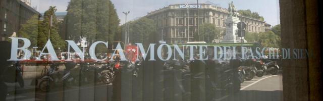 Il Tesoro si prepara a diventare azionista del Monte dei Paschi