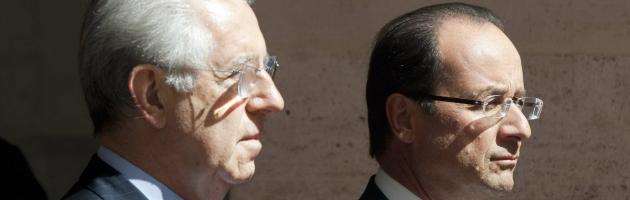 """Eurocrisi, Monti: """"Al vertice di Bruxelles del 28 e 29 giungo è in gioco l'Europa"""""""