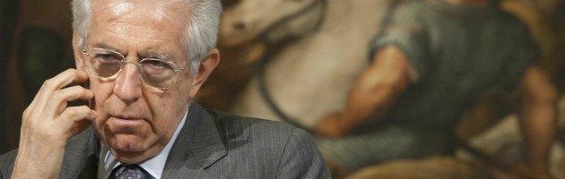"""""""Detrazioni Imu e taglio Irap e Irpef"""". Ora anche Monti fa promesse sulle tasse"""