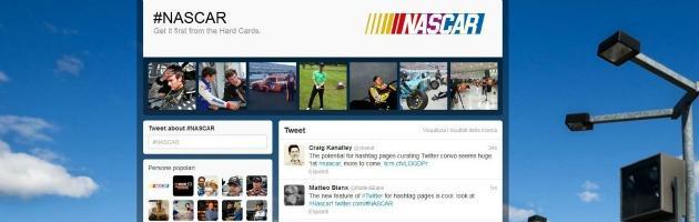 """Twitter apre alla pubblicità: arrivano le """"hashtag page"""" per le aziende"""