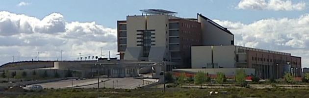 Nuovo Ospedale della Murgia: costato 110 milioni di euro e mai partito
