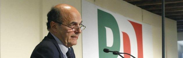 """Pd, Bersani: """"Centrosinistra aperto e patto progressisti-moderati"""""""