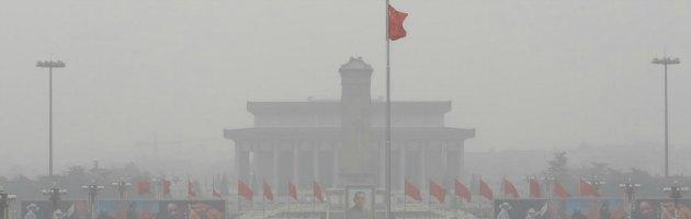 Pechino, smog alle stelle. E la Casta cinese si installa costosi depuratori