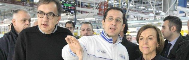 Fiat ferma ancora Pomigliano d'Arco, tute blu in cig per due settimane