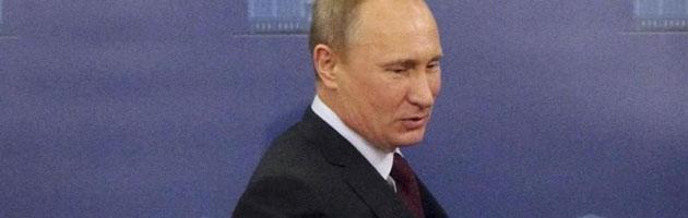 Putin firma legge che vieta ai cittadini Usa adozione di bimbi russi
