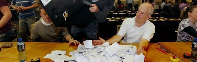 Referendum sul fiscal compact, gli irlandesi votano a favore