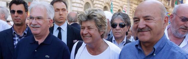 """Lavoro, sindacati in piazza a Roma contro il governo: """"Siamo 200mila"""""""