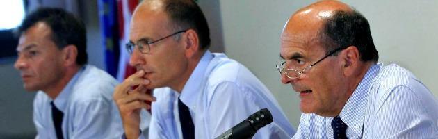 """Elezioni anticipate, Bersani ribadisce: """"Voto nel 2013, manteniamo il patto"""""""