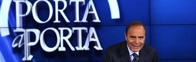 """Vespa, Rai vince sui contributi: """"Porta a Porta non ha natura giornalistica"""""""