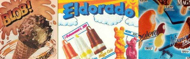 I gelati dell'estate, tra marketing e nostalgia